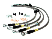 Stoptech E82 1M Stainless Steel Brake Line Kit