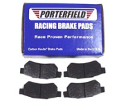 Porterfield E9X 335 Brake Pads
