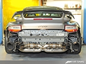 AWE Tuning 997 GT2 RS Exhaust