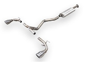 Scion FR-S Subaru BRZ Stainless Steel Cat-Back™ System