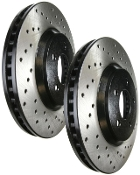 Stoptech Sport Stop Drilled Brake Rotor