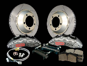 Stoptech Trophy Sport Big Brake Kit E82 1M