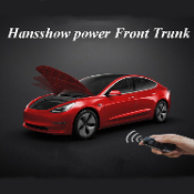 Tesla Model 3 Power Trunk Opener Power Frunk Hands Free Hansshow
